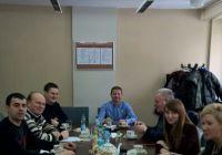 Обучающий семинар на базе завода в Польше